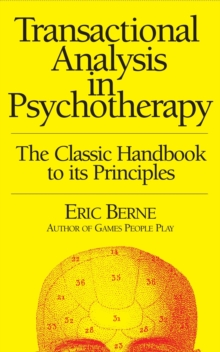 Image for Transactional analysis in psychotherapy