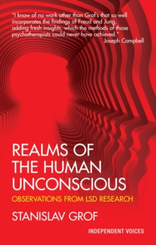 Image for Realms of the Human Unconscious : Observations from LSD Research