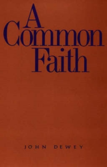 A Common Faith (The Terry Lectures Series)
