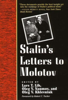 Image for Stalin's letters to Molotov, 1925-1936