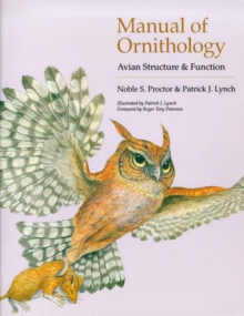 Image for Manual of ornithology  : avian structure and function