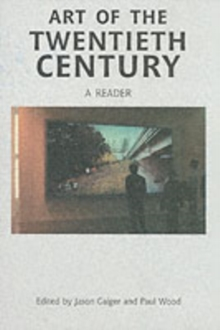 Image for Art of the twentieth century  : a reader