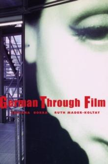Image for German through film