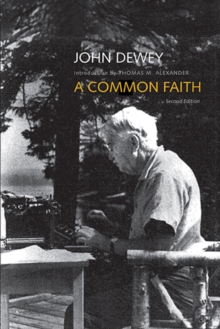 A Common Faith (Terry Lectures)