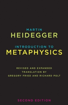 Image for Introduction to metaphysics