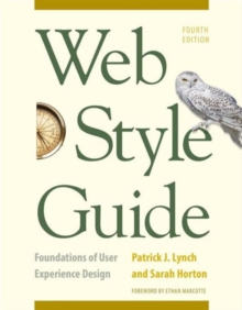 Image for Web style guide  : foundations of user experience design