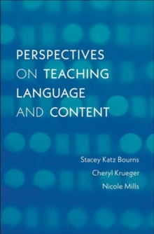 Image for Perspectives on Teaching Language and Content