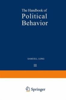 003: The Handbook of Political Behavior: Volume 3