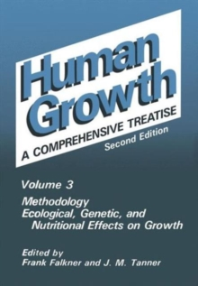 003: Methodology Ecological, Genetic, and Nutritional Effects on Growth (Human Growth, a Comprehensive Treatise)