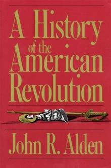 A History of the American Revolution (A Da Capo paperback)