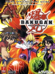Image for Bakugan : Prima's Official Game Guide