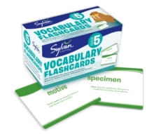 5th Grade Vocabulary Flashcards: 240 Flashcards for Improving Vocabulary Based on Sylvan's Proven Techniques for Success (Sylvan Language Arts Flashcards)