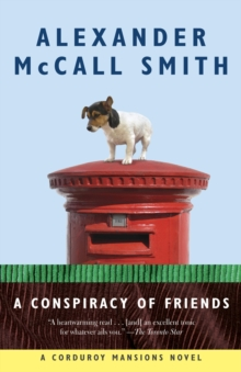 A Conspiracy of Friends (Corduroy Mansions Series)