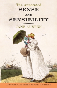 Image for The annotated Sense and sensibility