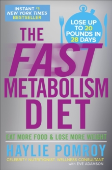 Image for Fast Metabolism Diet