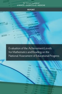 Image for Evaluation of the Achievement Levels for Mathematics and Reading on the National Assessment of Educational Progress