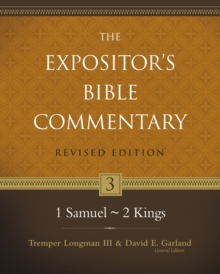1 Samuel-2 Kings (The Expositor's Bible Commentary)
