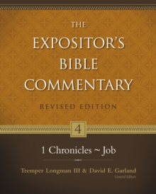1 Chronicles–Job (The Expositor's Bible Commentary)