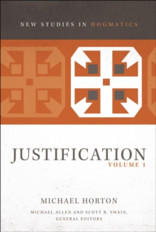Image for Justification, Volume 1