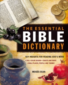 Image for Essential Bible dictionary