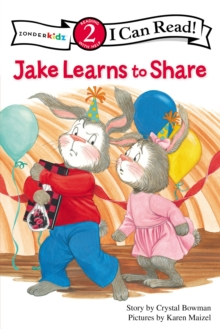 Image for Jake Learns to Share : Level 2