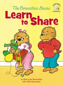 Image for The Berenstain Bears Learn to Share