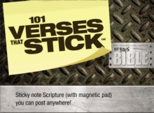 101 Verses that Stick for Boys based on the NIV Boys Bible: Bible Verses for Your Locker or Home
