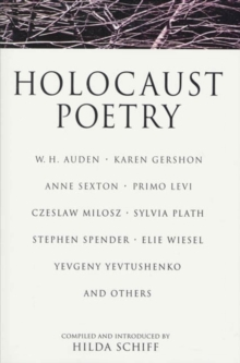 Image for Holocaust Poetry