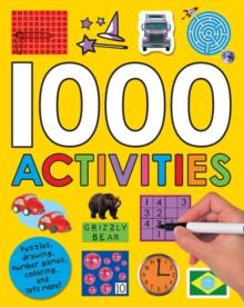 1000 Activities (Sticker Activity Fun)