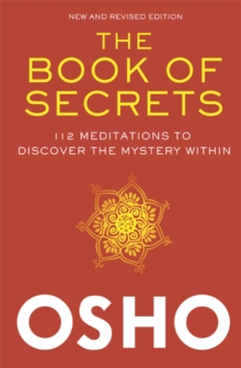 Image for The book of secrets  : 112 meditations to discover the mystery within
