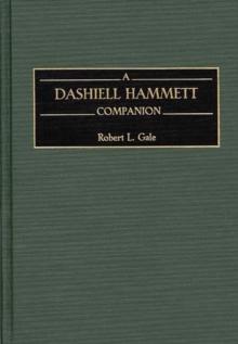 A Dashiell Hammett Companion: