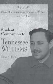 Image for Student Companion to Tennessee Williams