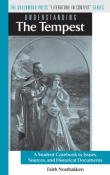 Image for Understanding The Tempest  : a student casebook to issues, sources, and historical documents