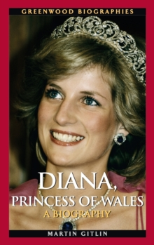 Image for Diana, Princess of Wales  : a biography