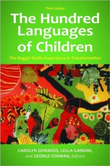 Image for The Hundred Languages of Children : The Reggio Emilia Experience in Transformation, 3rd Edition