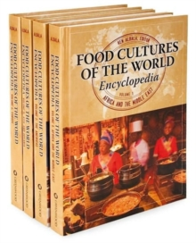 Image for Food Cultures of the World Encyclopedia [4 volumes]