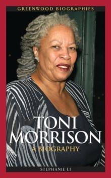 Image for Toni Morrison : A Biography
