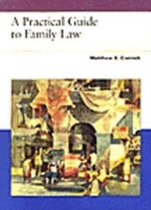 A Practical Guide to Family Law