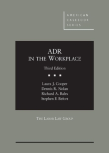 Image for ADR in the Workplace