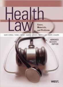 Image for Health Law