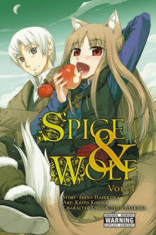 Image for Spice & wolfVol. 1