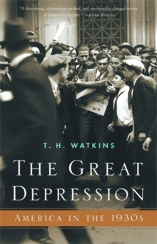 Image for The Great Depression  : America in the 1930s