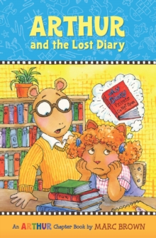 Image for Arthur and the lost diary