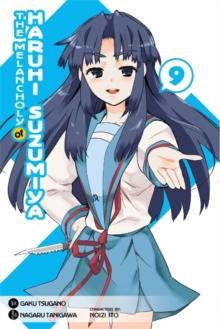 Image for The melancholy of Haruhi SuzumiyaVolume 9