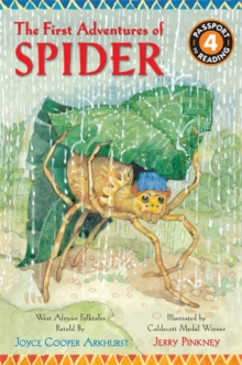 Image for The First Adventures of Spider : West African Folktales