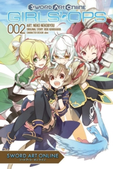 Sword Art Online: Girls' Ops, Vol. 2