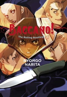 Baccano!, Vol. 1 (light novel)
