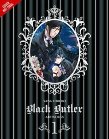 Yana Toboso Artworks Black Butler 1