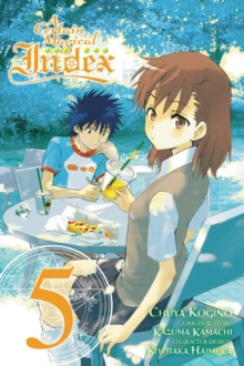 Certain Magical Index, Vol. 5 (manga)