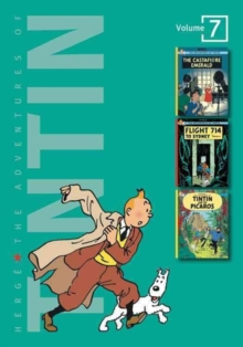 Image for Adventures of Tintin: Volume 7